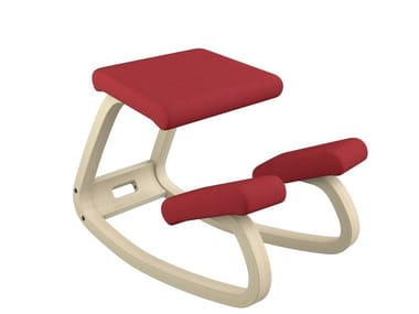 The original kneeling chair with the unique pendulum movemen VARIABLE™ BALANS®