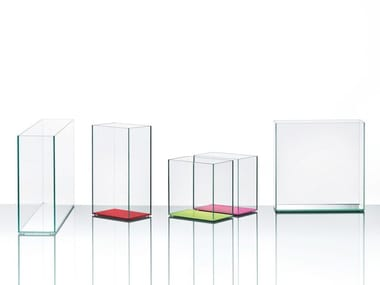 Vaso de cristal VASI