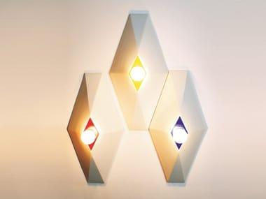 LED ceramic wall light VECTOR | Wall lamp