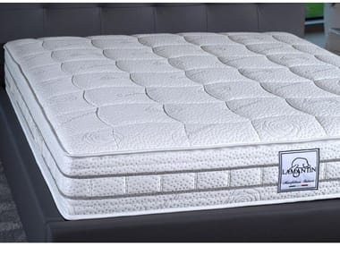 Anti-allergy anatomic anti-mite mattress VEGAN