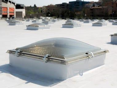 Dome rooflight VELA