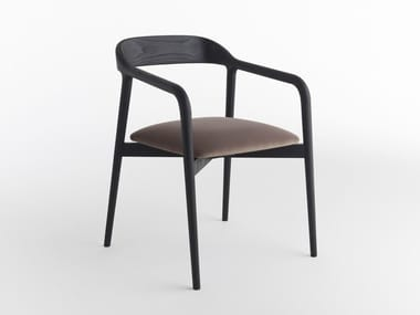 Chair with armrests VELASCA