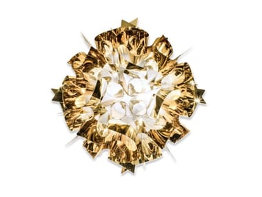 Goldflex® wall lamp / ceiling lamp VELI GOLD