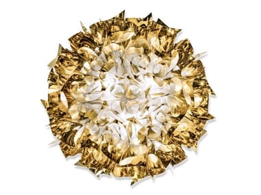Goldflex® wall lamp / ceiling lamp VELI LARGE GOLD