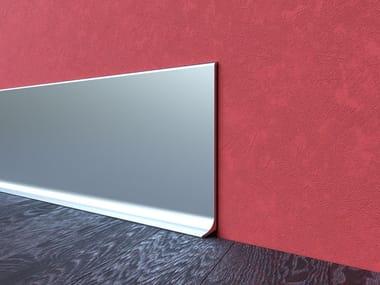 Aluminium Skirting board VELO
