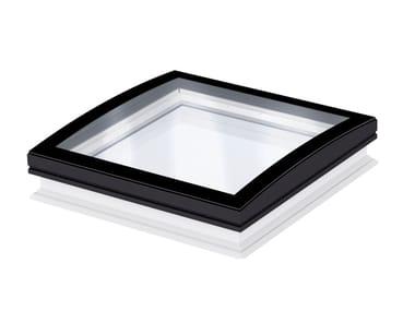 Fixed PVC roof window CFP