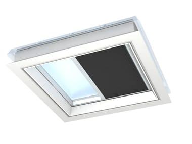 Tenda per finestre da tetto elettrica oscurante plissettata VELUX FMK