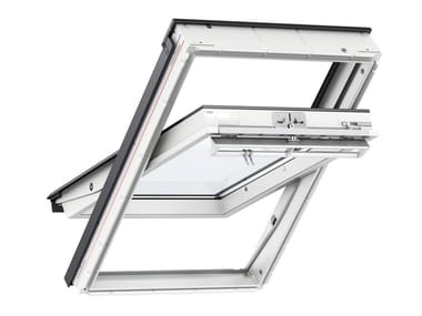 Centre-pivot Manually operated wooden roof window GGU 0070Q / GGL 2070Q / GGL 3070Q