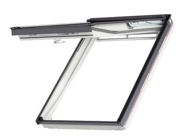 Finestra a vasistas / bilico manuale GPU