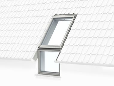 Top-hung Manually operated roof window VFE