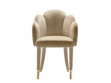Upholstered chair VENERE | Chair