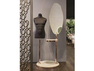 Mirror / valet stand VENERE