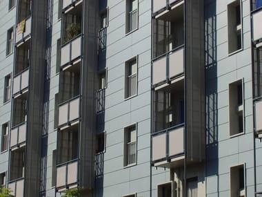 Ventilated facade VENERE SORMONTATO