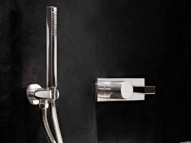 Steel handshower with hose VENEZIA | Handshower