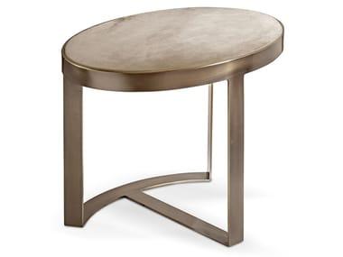 Oval metal coffee table VENEZIA   Oval coffee table