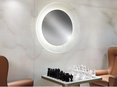 Specchio rotondo da parete VENEZIA | Specchio