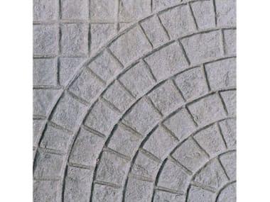 Pavimenti per esterni VENTAGLIO Grezzo anticato Grigio