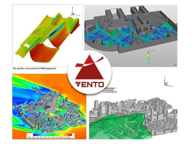 Sizing of air and ventilation duct VENTO AEC
