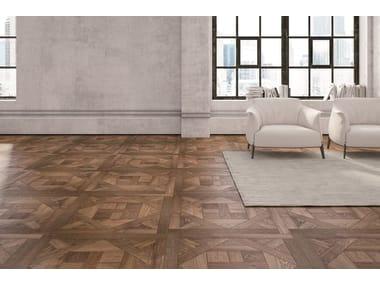 Pavimenti in legno massello archiproducts for Pavimento versace