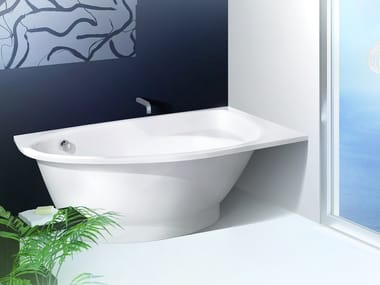 Vasca Da Bagno Asimmetrica : Vasche da bagno cheap vasca da bagno hawaii stone cm opaca o