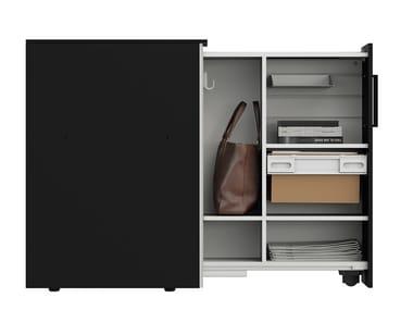 Mobile ufficio con ante scorrevoli VERTICAL FILE