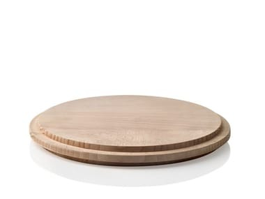 Round wooden chopping board VERTIGO | Chopping board