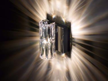 Applique alogena con cristalli Swarovski® VERVE | Applique