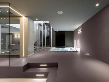 Lapitec® wall/floor tiles VESUVIO - PORFIDO ROSSO