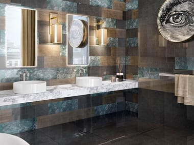 Glass wall tiles VETRITE TILE