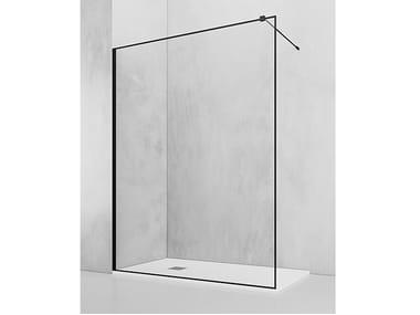 Parete doccia Walk-In per installazione laterale VI-8