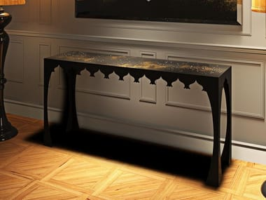 Rectangular console table VIAGGIO I