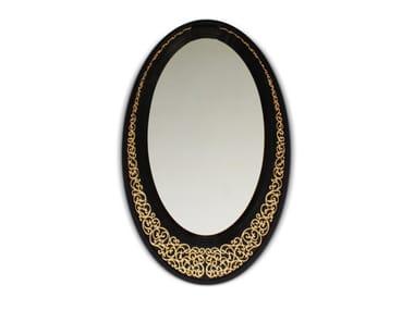 Oval wall-mounted mirror VIANA   Wall-mounted mirror