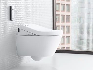 Toilet with bidet VICLEAN-U+