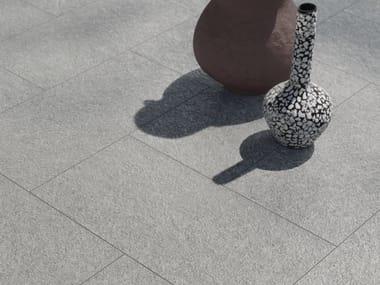 Pavimento per esterni in gres porcellanato effetto pietra VIE DELLA PIETRA ALPINIA