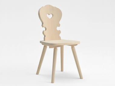 Sedia in legno VIENNA | Sedia in legno