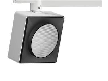 Wall washer de aluminio moldeado VIEW OPTI BEAM LENS SQUARE | Wall washer