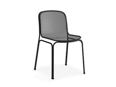 Stackable wire mesh chair VILLA 1