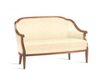 2 seater fabric sofa VILLA BORGHESE | Sofa