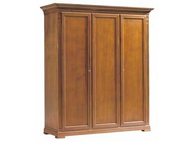 Cherry wood wardrobe VILLA BORGHESE | Cherry wood wardrobe