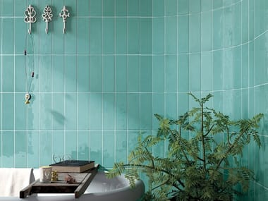 Ceramic Materials Wall Tiles With Brick Effect Archiproducts