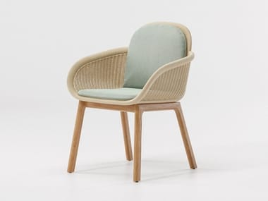 Wicker garden chair VIMINI | Chair