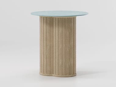 Round coffee table VIMINI | Round coffee table