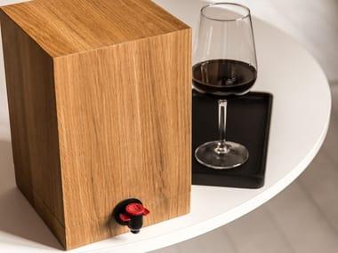 Wooden Wine dispenser VINO
