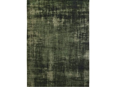Solid-color rectangular acrylic rug VINTAGE TEBAS | Rug