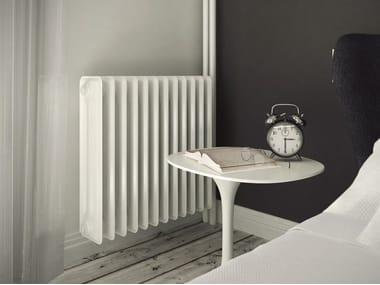 Vintage style wall-mounted steel decorative radiator VINTAGE