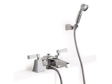 Robinet pour baignoire en laiton pour bord de baignoire VIP TIME | Robinet pour baignoire pour bord de baignoire