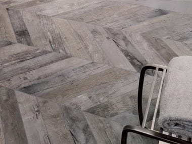 Porcelain stoneware wall/floor tiles VISIONS BY REX