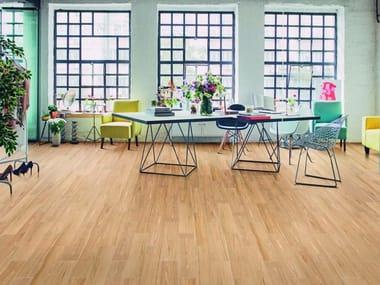 Pavimento in gres porcellanato effetto legno VISUAL