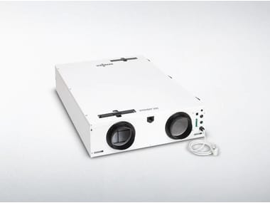Mechanical forced ventilation system VITOVENT 300-C