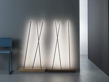 LED floor lamp VIVI